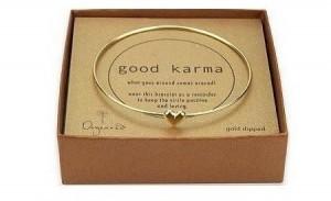 Good Karma Bracelett